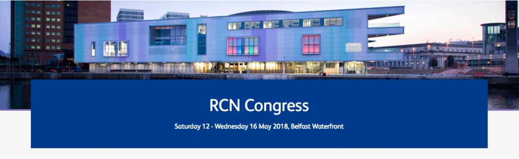 RCN Congress: what is it and why should student and graduate nurses attend