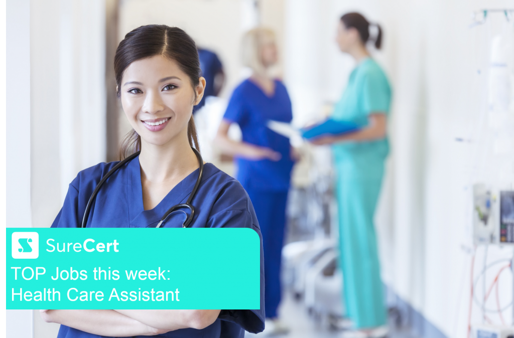 Available Job, Health Care Assistant