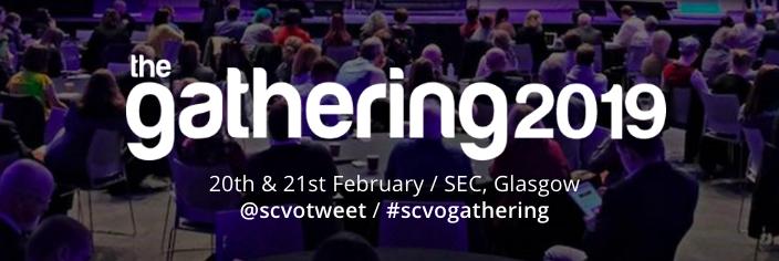 SCVO The Gathering 2019