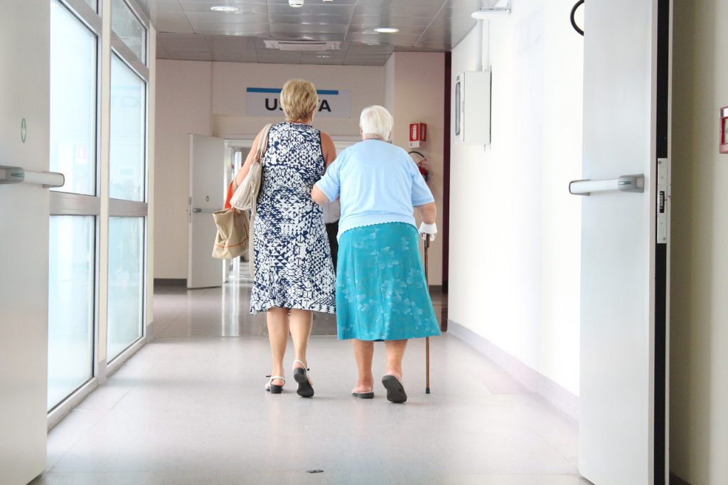 Care Workers on the Skills Shortage List?